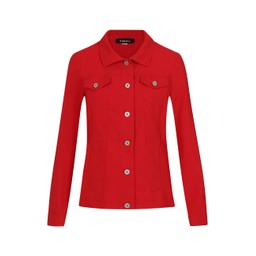 Robell Trousers Happy Jacket in Red