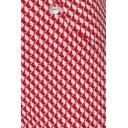 Bella 09 Geo Print Trousers - Red - Alternative 3