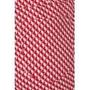 Bella 09 Geo Print Trousers - Red - Alternative 2