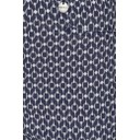 Rose 09 Oval Abstract Print Trousers - Navy - Alternative 2