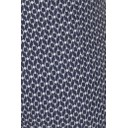 Rose 09 Oval Abstract Print Trousers - Navy - Alternative 3