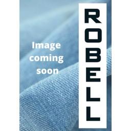Robell Trousers Bella 04 Shorts in Denim Blue