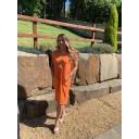 Taylor T Shirt Dress - Orange