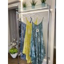 Helena Handkerchief Dress - Yellow - Alternative 1