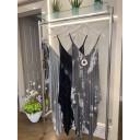 Tania Tie Dye Jumpsuit - Silver Grey - Alternative 1
