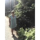 Sallie Smock Dress - Soft Green - Alternative 1