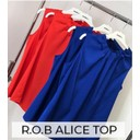 Alice Top - Royal