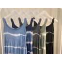 Tabbi Tie Dye Harem Jumpsuit - Navy - Alternative 1