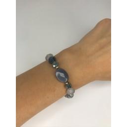 Lucy Cobb Jewellery Bracelet 1896 - Blue