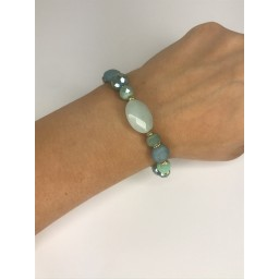 Lucy Cobb Jewellery Bracelet 1896 in Teal