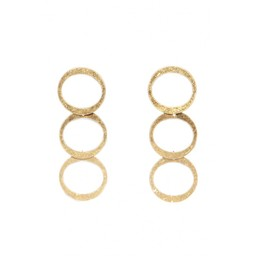 Lucy Cobb Jewellery Earrings 1071 - Gold