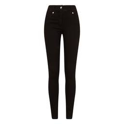 Robell Star Denim Jeans - Black