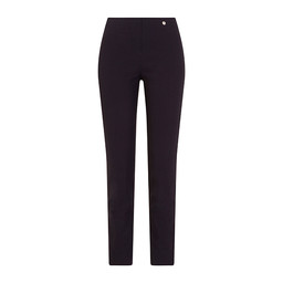 Robell Rose Trousers in Navy