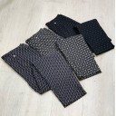 Marie Octagon Print Trousers - Mocha - Alternative 5
