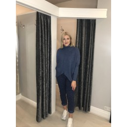 Lucy Cobb Jody Jumper in Denim
