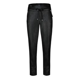 Robell Trousers Robell Hygge Joggers - Black