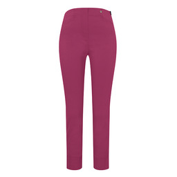 Robell Rose 09 Trousers in Magenta
