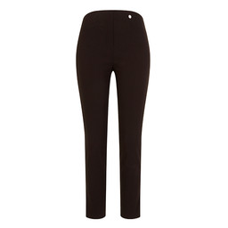 Robell Rose 09 Trousers in Black