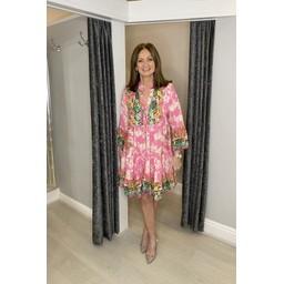Lucy Cobb Peony Tunic - Pink (431)