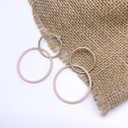 Earrings 0161 - Baby Pink