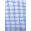 Rose 09 Diamond Check Trousers - Pale Blue  - Alternative 2