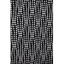 Bella 09 Polka Dot Trousers - Black - Alternative 1