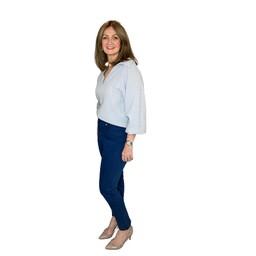 Robell Trousers Rose 09 Denim Jeans - Mid Denim