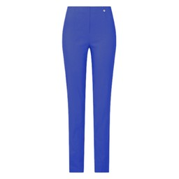 """Robell Trousers Marie Petite 29"""" Trousers in Royal"""
