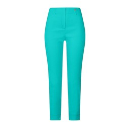 Robell Trousers Rose 09 7/8 Trousers in Pool Green