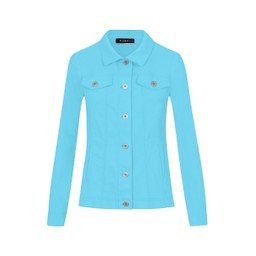 Robell Trousers Happy Jacket in Turquoise