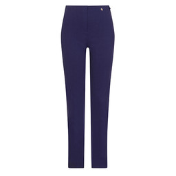Robell Marie Trousers in Denim Blue