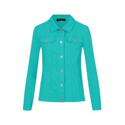 Robell Trousers Happy Jacket - Pool Green