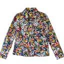 Floral Happy Jacket - Floral