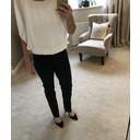 Marie Full Length Trousers - Black - Alternative 4