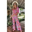 Jayda  Printed Jumpsuit  - Multicoloured - Alternative 1