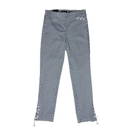 Robell Trousers Rose 09 Minimalistic Rope Trousers - Blue