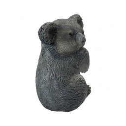 Lucy Cobb Homeware Animal Pot Hangers (2pk) in Ariel Koala Grey