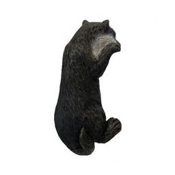 Lucy Cobb Homeware Animal Pot Hangers (2pk) in Bryson Badger