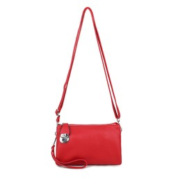 Lucy Cobb Bags Brooke Multi Bag in Red