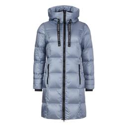 Normann Naomi Padded Coat - Sky Blue