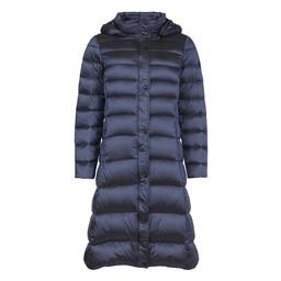 Normann Nakita Padded Coat - Deep Cobalt Blue
