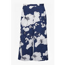 Tropical Fauna Culotte - Navy Mix