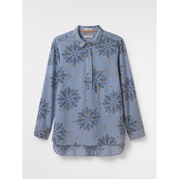 White Stuff Beth Shirt - Blue