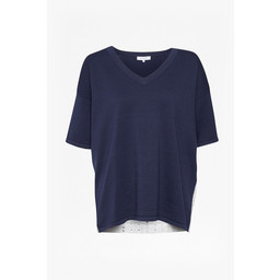 Great Plains Blair Broidery Jumper - Navy