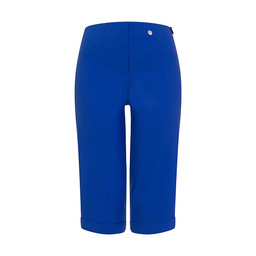 Robell Trousers Bella 05 Bermuda Shorts - Royal