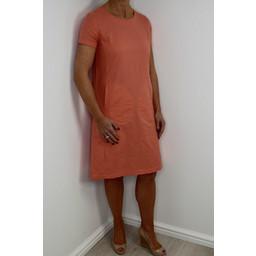 Alice Collins Suzie Dress - Coral