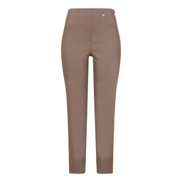 Robell Bella 09 Trousers in Taupe