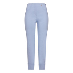 Robell Trousers Bella 09 7/8 Trousers in Pale Blue