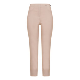 Robell Trousers Bella 09 7/8 Trousers in Beige