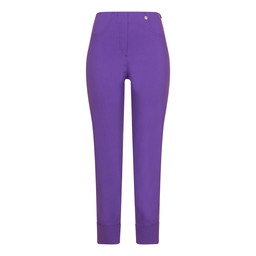 Robell Bella 09 Trousers in Purple
